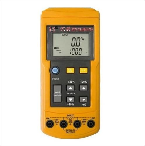 RTD Calibrator
