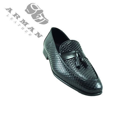 classic genuine leather man shoes
