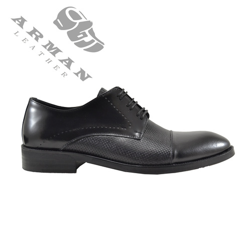 classic genuineleather man shoes
