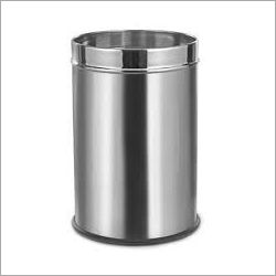 Stainless Steel Plain Bin