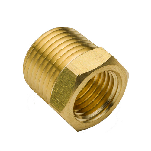 Brass Hex Reducer Bushing