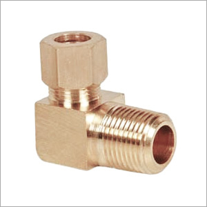 Brass Male Elbow Assembly