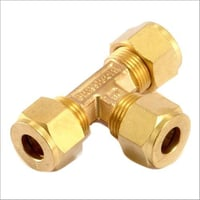 Brass Male Tee Assembly