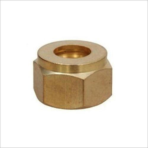 Brass Olive Nut
