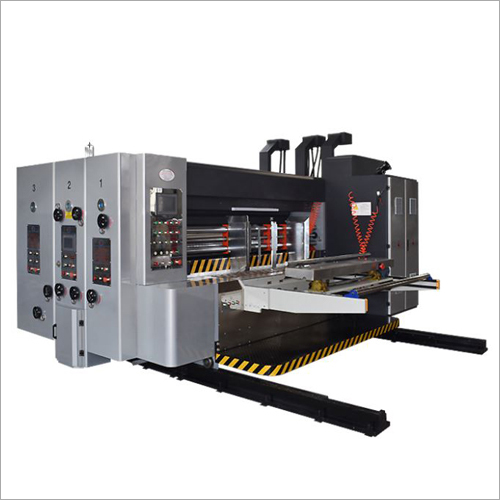 Automatic Printer Slotter Die Cutter