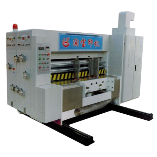 Corrugated Printing Machine