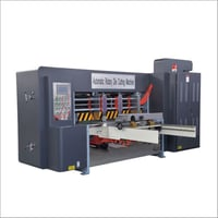 Automatic Feeding Rotary Die Cutter Machine