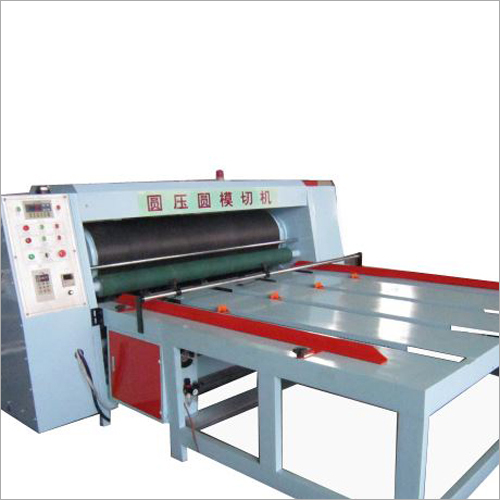 Chain Feeding Rotary Die Cutter Machine