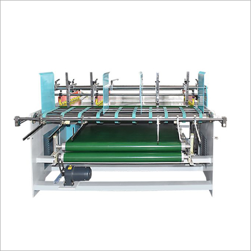 Press Type Gluer Machine