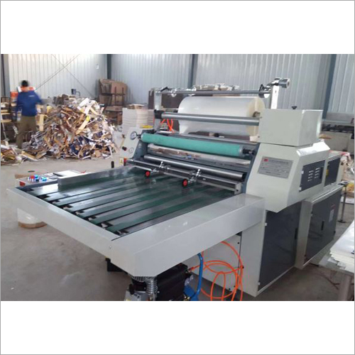 Sheet to Sheet Film Laminating Machine