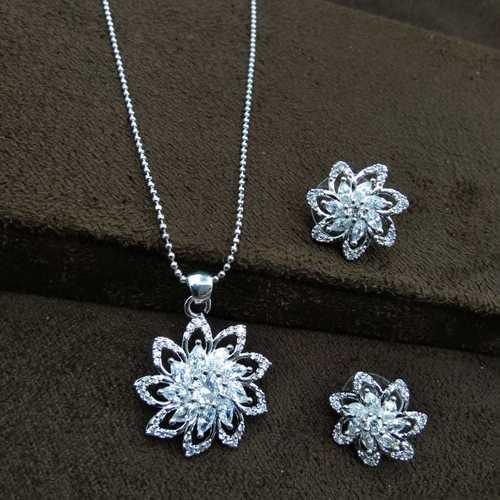Immitation Jewellery New Design pendant set