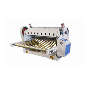 Single Facer Corrugation Production Line