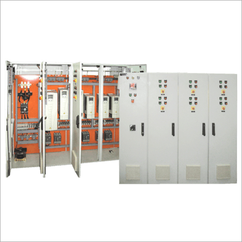 PLC And Drive Panels