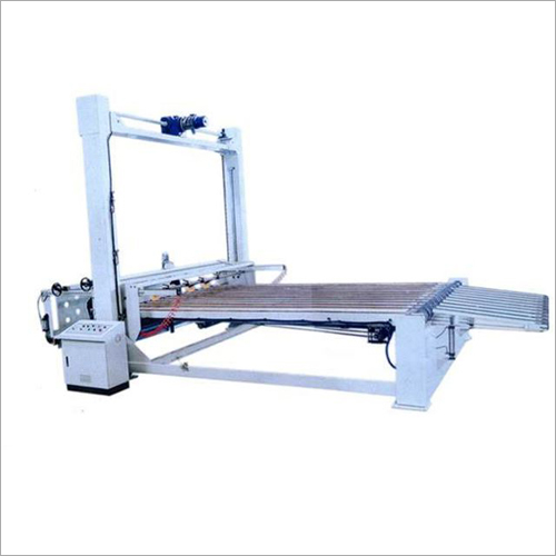 Automatic Sheet Stacker Machine