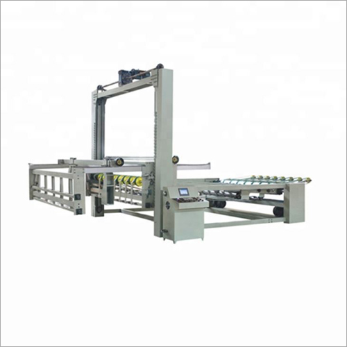 Vibrator Stacker Machine