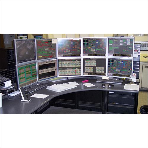 PLC SCADA Industrial Automation