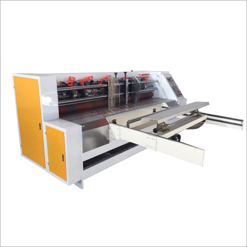 Automatic Feeding Slitter Scorer Machine