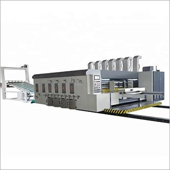 Corrugated Box Manufacturing Machine