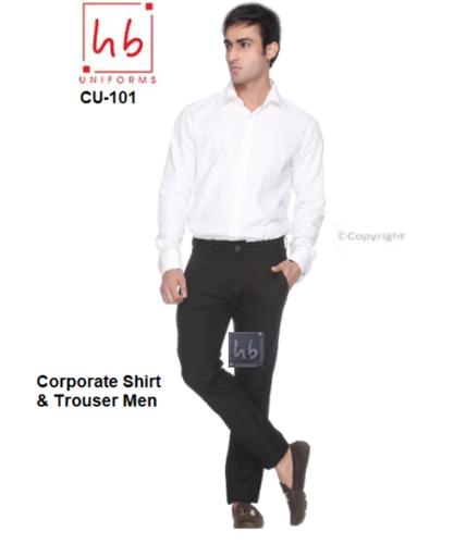 Corporate Shirt & Trouser Men