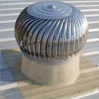 Stainless Steel Roof Top Ventilator