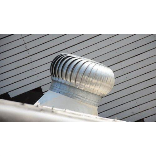 Stainless Steel Turbo Roof Ventilator