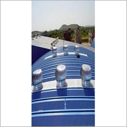 Industrial Automatic Roof Ventilator