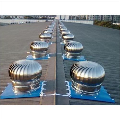 SS Wind Air Ventilator