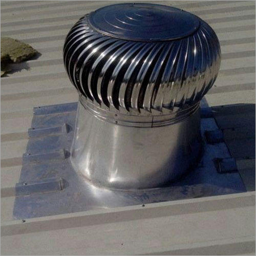 Aluminium Turbo Air Ventilator