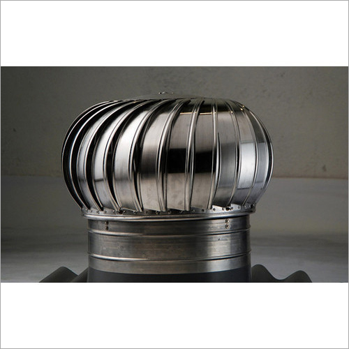 Industrial Stainless Steel Turbo Ventilator