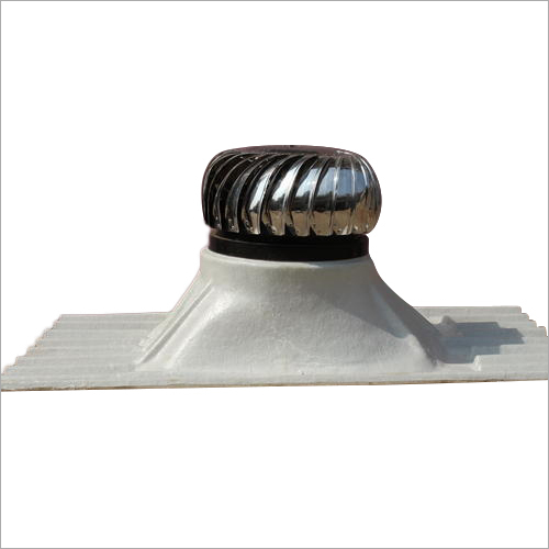 SS 304 Wind Turbine Air Ventilator