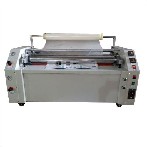 Automatic Thermal Plain Texture Machine
