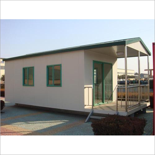 Steel Portable House