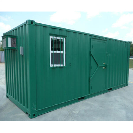 Assembled Prefabricated Portable Cabin