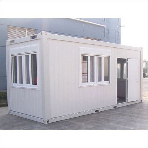 Commercial Prefabricated Portable Cabin