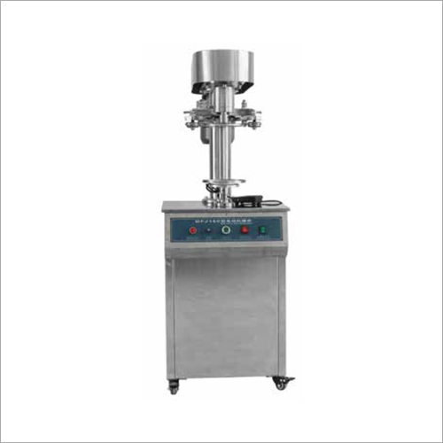 Semi Automatic Canning Machine