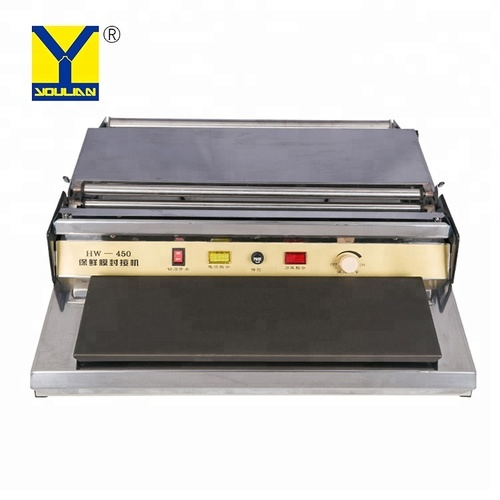 Plastic Film Wrapping Machine For Food Packaging Machine Hand Wrapper