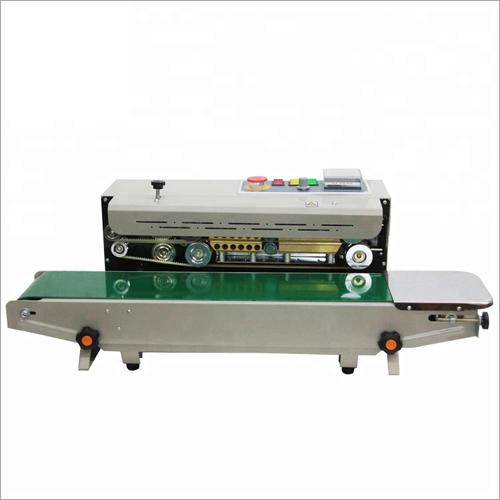Automatic Plastic Film Bag Continuous Heat Sealing Machine