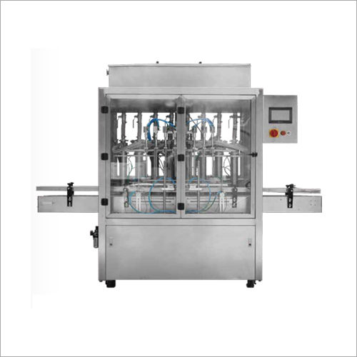 High Accuracy Intelligent Automatic Servo Filling Machine