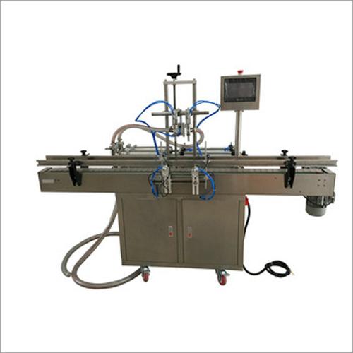 Automatic Liquid Filling Machine For 50 ml Liquid Soap