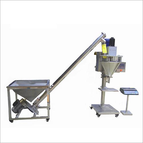 Auto Bottle Granule Dry Powder Filling Machine