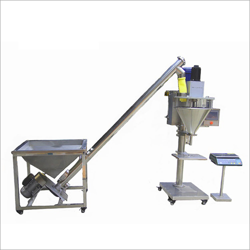 Auto Bottle Granule Dry Powder Filling Machine