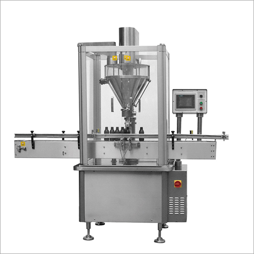 Automatic Powder Filling Machine For Washing Powder
