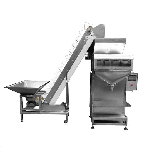 Automatic Granule Filler Machine For Large Quantitative Filler