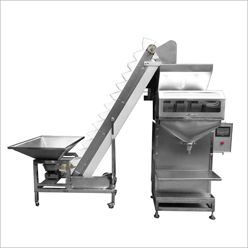 Automatic Granule Filler Machine For Large Quantitative Filler