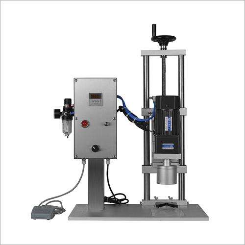 Semi Automatic Desk Capping Machine