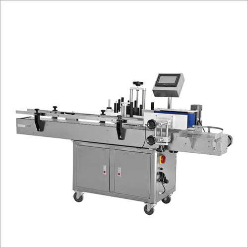 Automatic Plastic Glass Bottle Labeling Machine