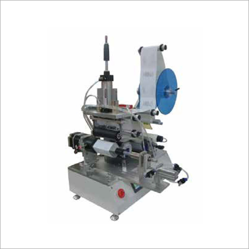 Semi Automatic Plane Rolling Labeling Machine