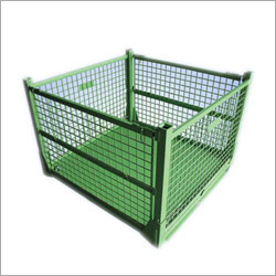 Metal Pallets Cage and Box