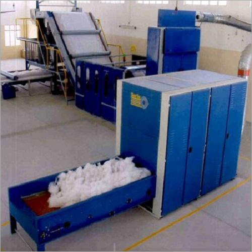 Automatic Pillow Compressing Machine