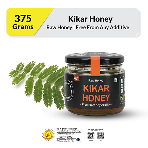 Natural Raw Kikar Honey
